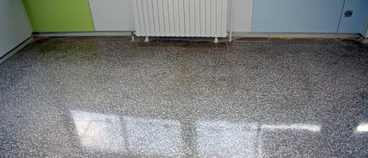 Precio en espa a de m de pavimento continuo de hormig n for Hormigon pulido blanco